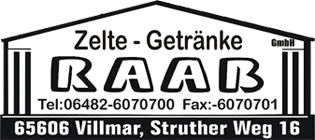 Raab Zelte- & Getränke-Vertrieb GmbH